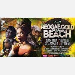 Reggae Gold on the Beah