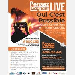 PENSEZ GAGNANT Live