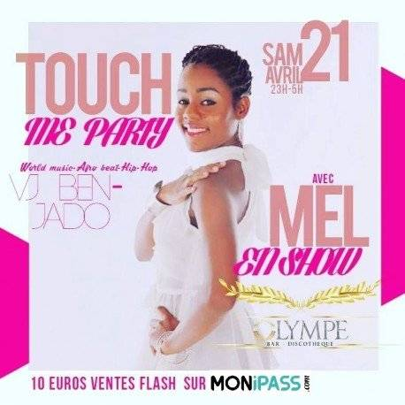 TOUCH ME PARTY