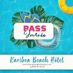 [PROMO] PASS JOURNÉE au KARIBEA BEACH HÔTEL GOSIER