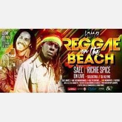 Reggae On The Beach Richie Spice & SAËL