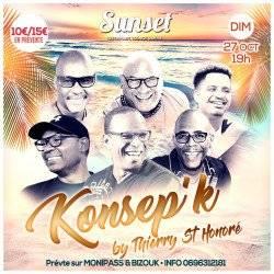 KONSEP'K en Live au Sunset
