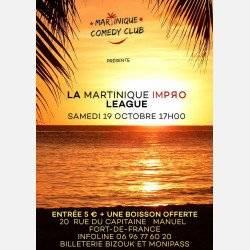 Match Inaugural Martinique Impro League