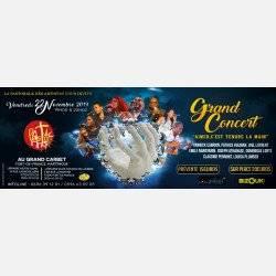 Concert Pastorale des Artistes Aimer c'est Tendre la Main