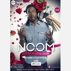 Exceptionnel!! Noom Diawara En Spectacle Aux Antilles