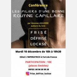 CONFERENCE CAPILLAIRE