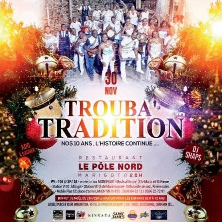 TROUBA'TRADITION Chanté Noël des Troubadours