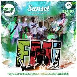 Groupe FMI au Sunset