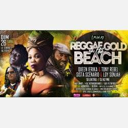 Reggae Gold on the Beah
