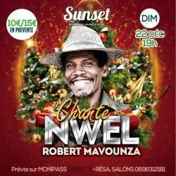 Chanté Nwel Sunset avec R. Mavounza