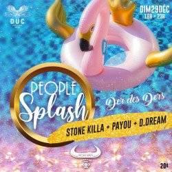 PEOPLE SPLASH