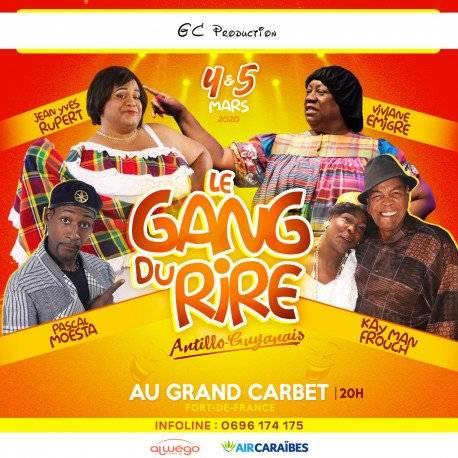 04/03 GANG DU RIRE ANTILLO GUYANAIS