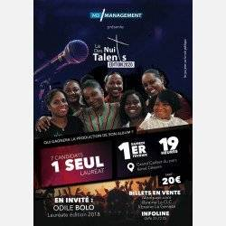 La Nuit des Talents Edition 2020