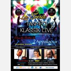 La Soirée Tanmpo Klassik Live