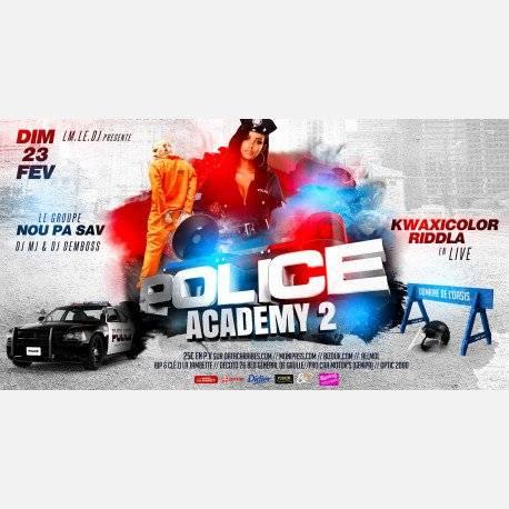 DimGras Police Academy 2 by LMLEDJ