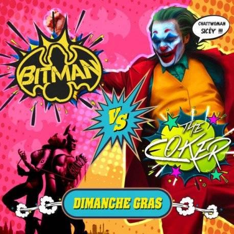 BITMAN VS THE COKER