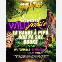 Carnival Wild Jungle