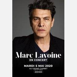 MARC LAVOINE en CONCERT carre OR