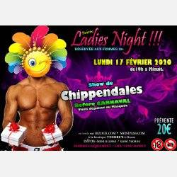 Soirée Ladies Night (show De Chippendales)