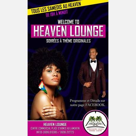 Welcome To Heaven Lounge