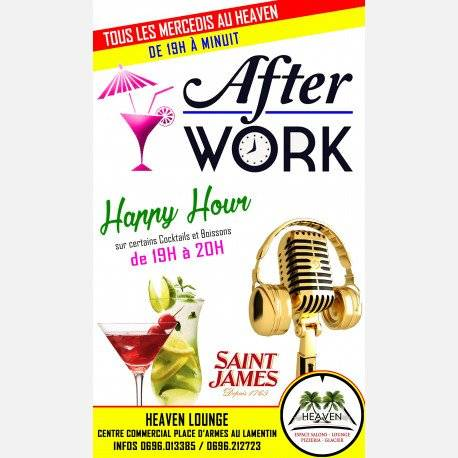 After Hour By Heaven Lounge