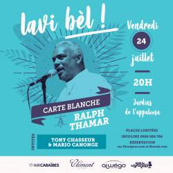 LAVI BèL ! RALPH THAMAR RECOIT TONY CHASSEUR & MARIO CANONGE