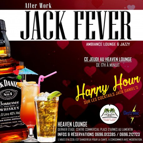 JACK Fever (Ambiance Lounge)