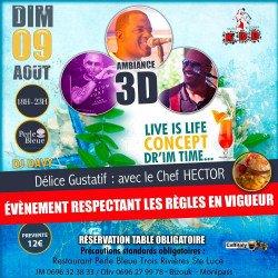 Le Concept Dr'im Time LIVE IS LIFE
