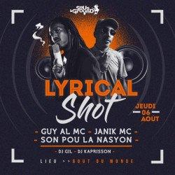 LYRICAL SHOT GUY AL MC ET JANIK SON POUR LA NASYON