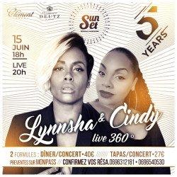 Lynnsha & Cindy au Sunset