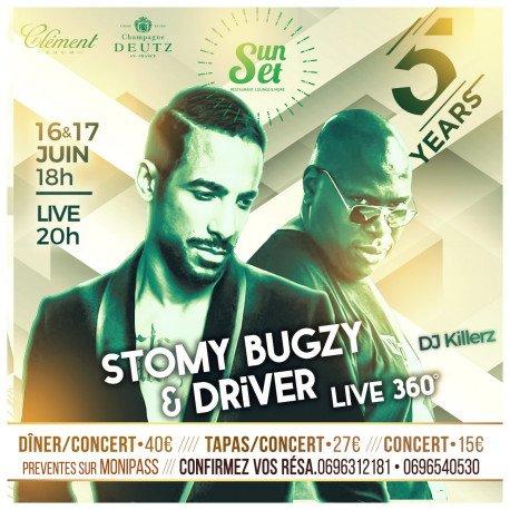 MERC 16 Stomy Bugzy & Driver, DJ Killerz