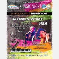 La Music Night (Fête de la Musique)