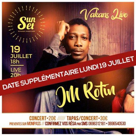 2nd date JM ROTIN AU SUNSET