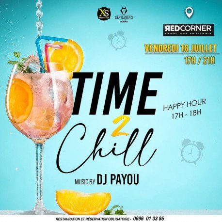 Time 2 Chill (dj Payou)